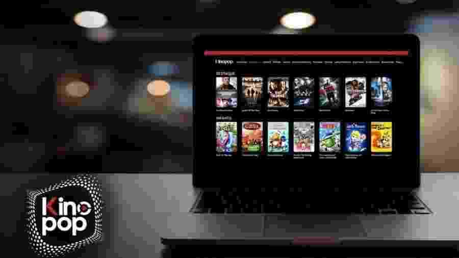 Kinopop, serviço de streaming brasileiro, é do estúdio de dublagem BKS - Divulgação