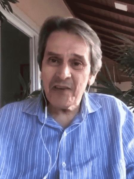 O ex-deputado federal, Roberto Jefferson - Reprodução/YouTube