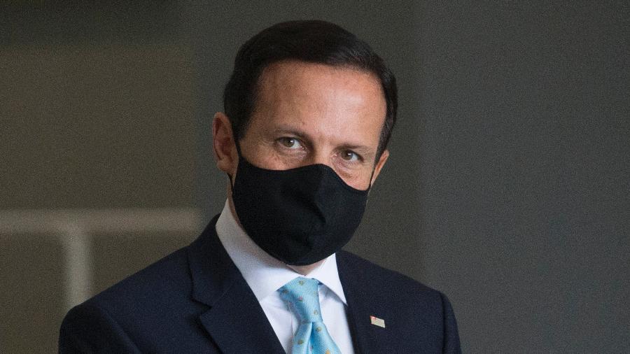 Governador paulista fará isenção temporária para tentar estimular retomada da economia - MISTER SHADOW/ASI/ESTADÃO CONTEÚDO
