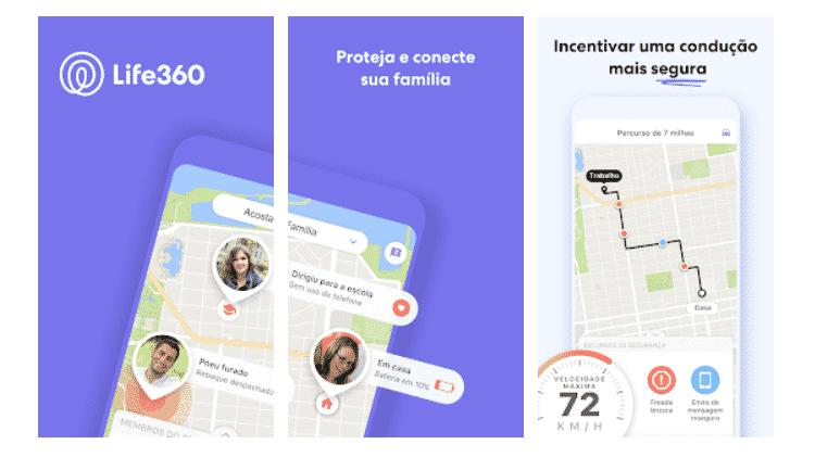 Baixe Estes Apps - Life360 - Divulgação - Divulgação