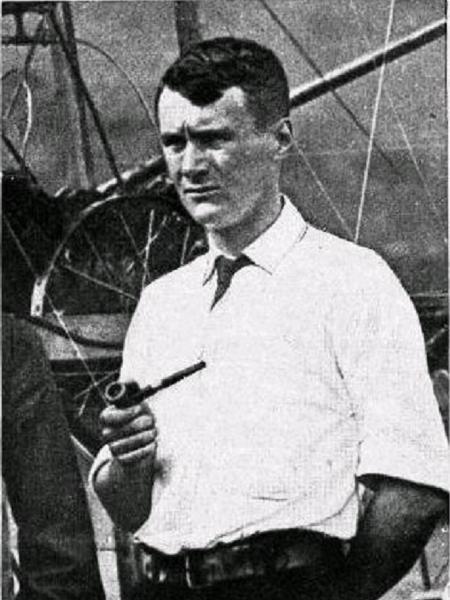 Thomas Etholen Selfridge foi a primeira pessoa a morrer em um acidente de avião a motor - Wikimedia