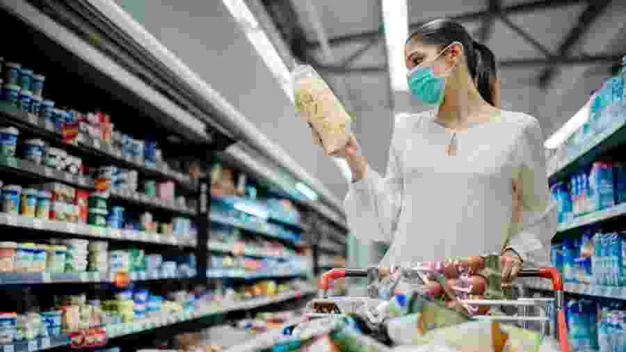 Previsão de economistas para a inflação ao fim do ano foi a 2,47%, segundo Boletim Focus - Getty Images