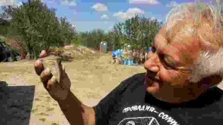 máscara de 6 mil anos - Reprodução/Solnitsata Prehistoric Settlement - Reprodução/Solnitsata Prehistoric Settlement