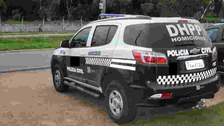 Polícia Civil confirmou causa da morte como lesão na medula espinhal - Polícia Judiciária Civil do MT/Divulgação