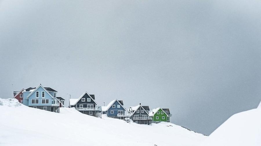 A ilha é uma das regiões menos povoadas do mundo - Getty Images
