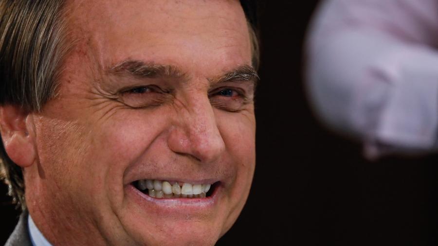23.abr.2021 - Presidente Jair Bolsonaro (sem partido) - Isac Nóbrega / PR