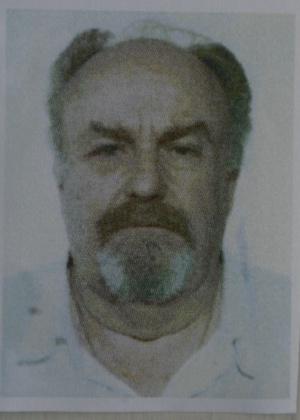 Reprodução do documento de identidade do médium, que foi encontrado morto no Centro Espírita Lar de Frei Luiz, na zona oeste do Rio