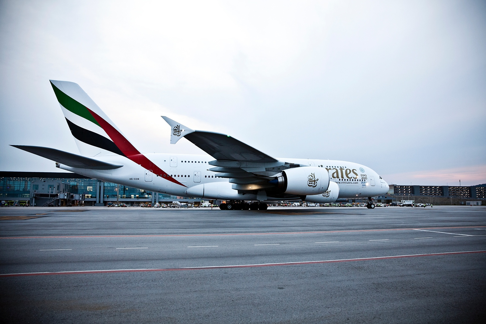 841dd1e923 Este avião é o campeão nas rotas mais longas do mundo