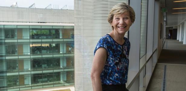 Susan Desmond-Hellmann é executiva-chefe da Fundação Bill e Melinda Gates