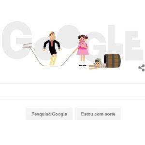Google lançou uma homenagem aos 45 anos do Chaves - Reprodução