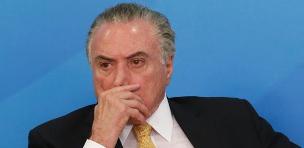 Para a acusação, Temer liderava uma organização criminosa que desviou dinheiro da Petrobras, da Caixa Econômica e de Furnas, entre outras