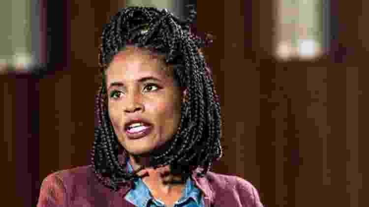 A filósofa Djamila Ribeiro - acervo pessoal - acervo pessoal