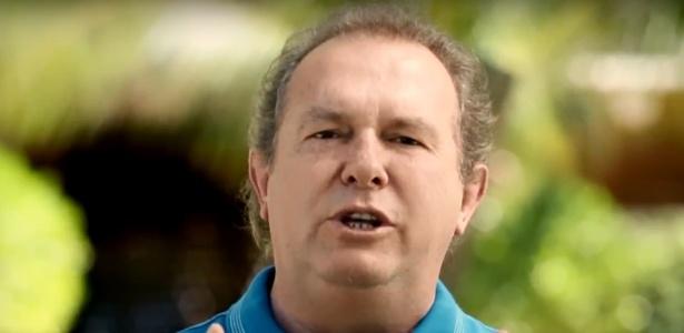 Mauro Carlesse (PHS) concorre na disputa pelo governo do Tocantins