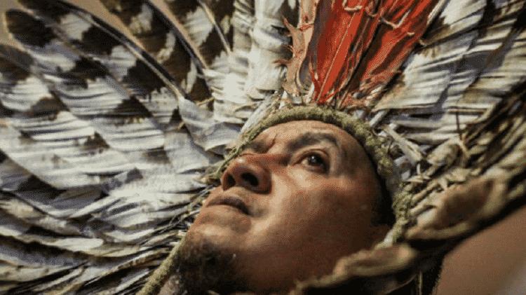 Kretan Kaigang vive na terra indígena Tupã Nhe`e Kretã e faz parte da coordenação executiva da Apib - Arquivo pessoal - Arquivo pessoal