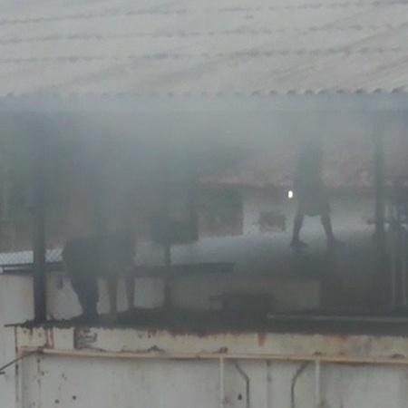 29.jul.2019 - Rebelião em presídio de Altamira deixa 58 mortos no Pará - Reprodução