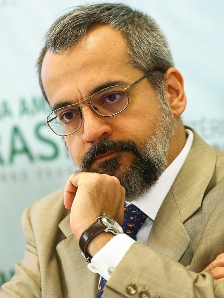 """""""Candidatos foram surpreendidos com os resultados"""", disse o ministro Weintraub - Marcelo Camargo/ABr"""
