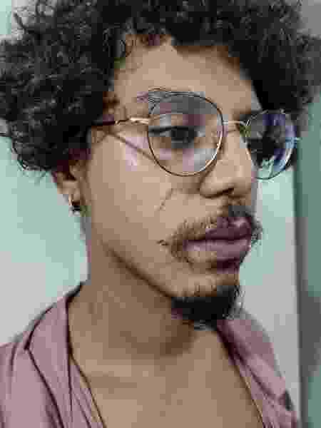 Renan da Silva Rodrigues - Arquivo pessoal