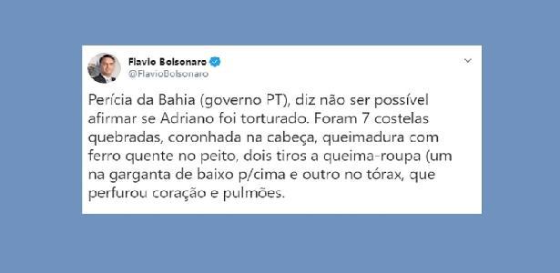 Reinaldo Azevedo | Bolsonaros dão um banho no governo da BA