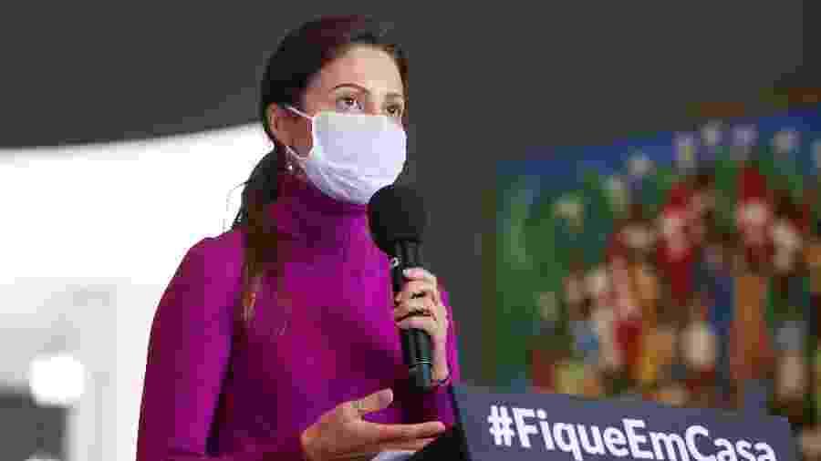 A secretária de Desenvolvimento Econômico de São Paulo, Patricia Ellen - Divulgação
