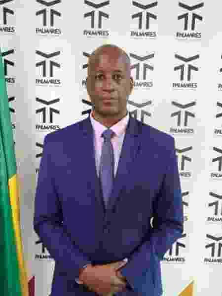 Sérgio Camargo, presidente da Fundação Palmares - Fundação Palmares/Divulgação
