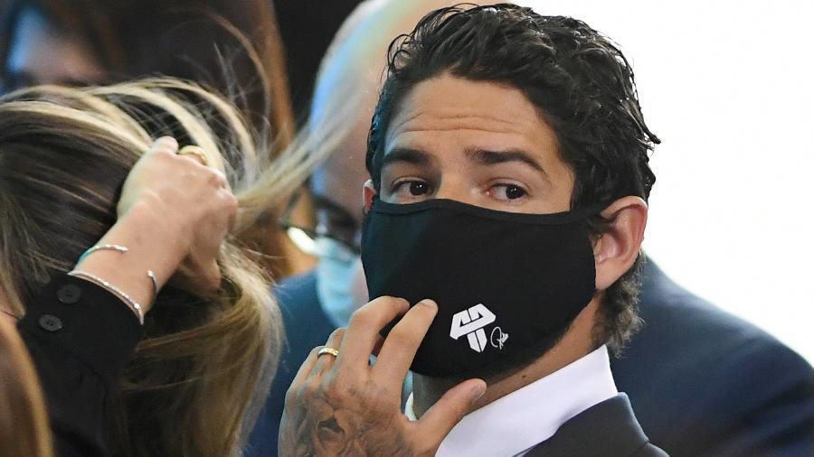 Alexandre Pato deve deixar o São Paulo e firmar com o Internacional - EDU ANDRADE/FATOPRESS/ESTADÃO CONTEÚDO