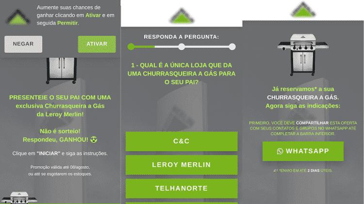 leroy merlin - Reprodução - Reprodução
