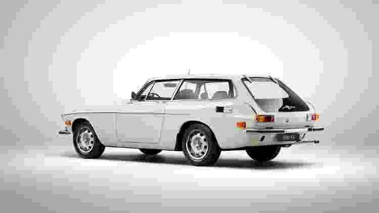 Volvo 1800 ES - Divulgação  - Divulgação