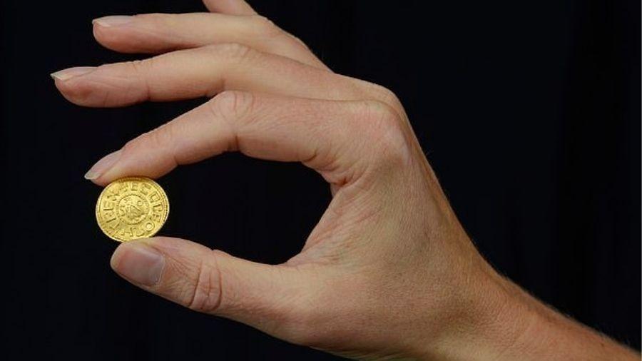 Manco, moeda valiosa de Wessex - Reprodução/Dix Noonan Webb