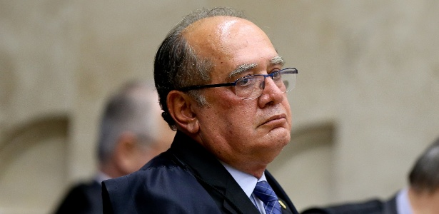 Gilmar Mendes, ministro do STF e presidente do TSE