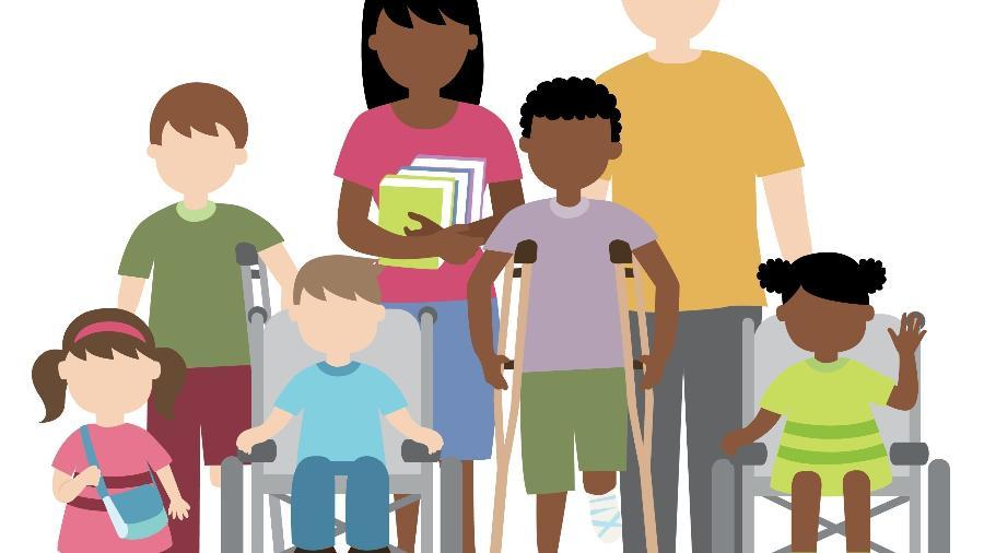 Atualmente, 90% dos estudantes com deficiências estudam em escolas regulares - IStock