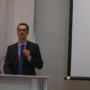 O procurador da República, Deltan Dallagnol, coordenador da força-tarefa da Operação Lava Jato