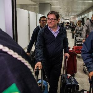 O deputado federal afastado Rodrigo Rocha Loures