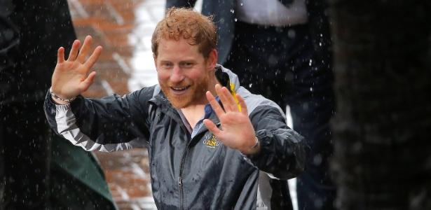 Príncipe Harry em evento - Jason Reed/ Reuters
