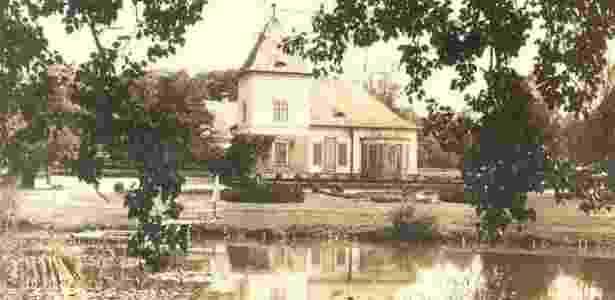 Castelo na Áustria onde Margit-Batthyany-Thyssen recebeu nazistas responsáveis por massacre -  Divulgação -  Divulgação