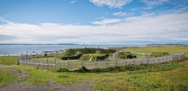 L'Anse Aux Meadows ficou desaparecida até 1960, quando foi descoberta por casal de arqueólogos noruegueses