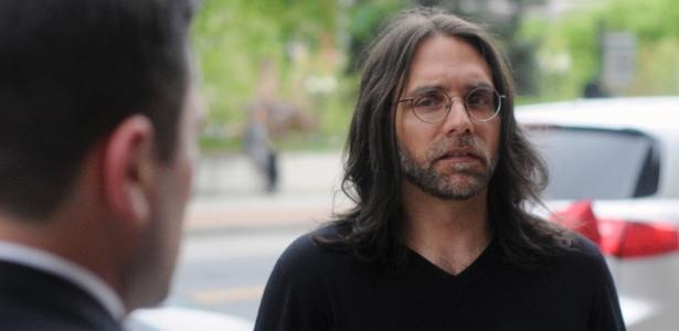 Keith Raniere, fundador da seita de Nova York Nxivm, em foto de 2009 - Patrick Dodson via The New York Times