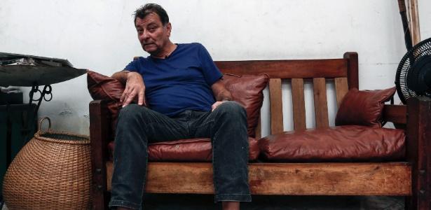 Battisti vive no Brasil beneficiado por um decreto do ex-presidente Lula - Miguel Schincariol/AFP