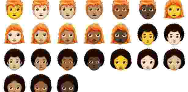 Emoji 2018 - Reprodução - Reprodução