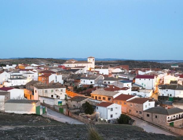 A população de Driebes, na Espanha. caiu de 1.200, em 1950, para 339 hoje  - Myriam Meloni/The New York Times
