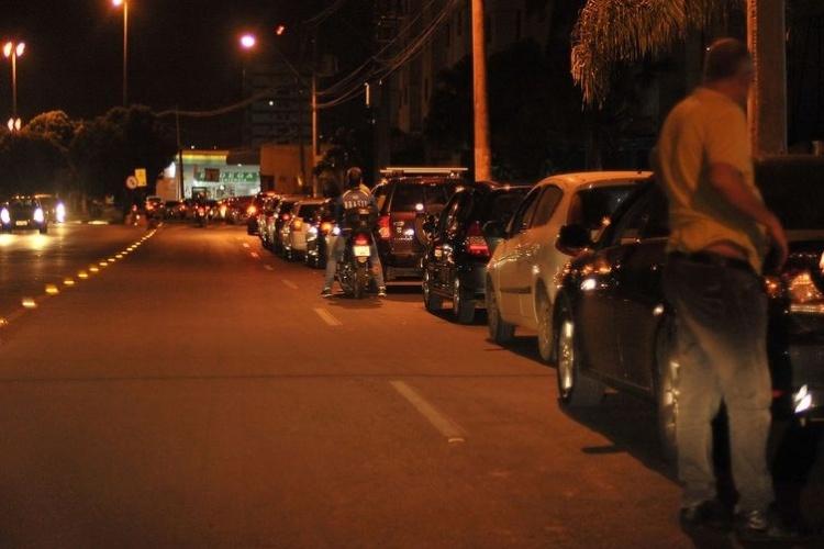 Medo de faltar gasolina gerou corrida a postos de combustíveis do Distrito Federal