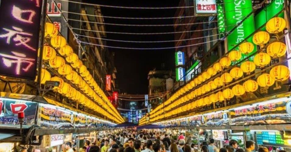 Taiwan: a ilha onde se tem fome o tempo todo