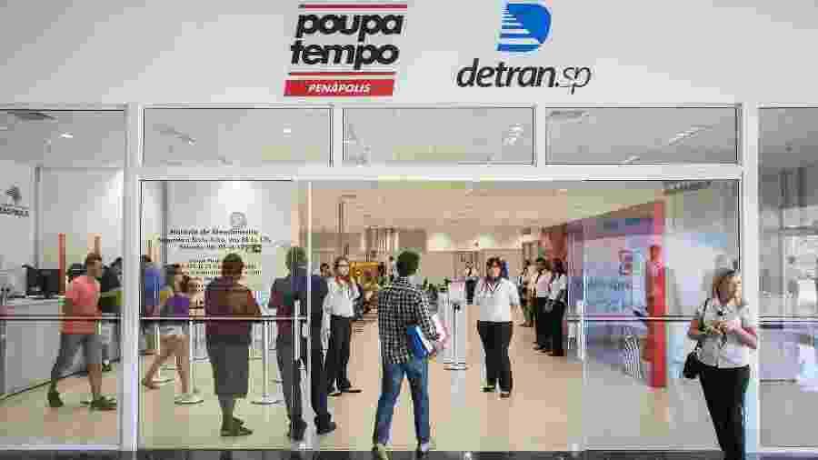Unidade do Poupatempo em Penápolis (SP), inaugurada em dezembro de 2014 - Edson Lopes Jr/A2 Fotografia/Divulgação