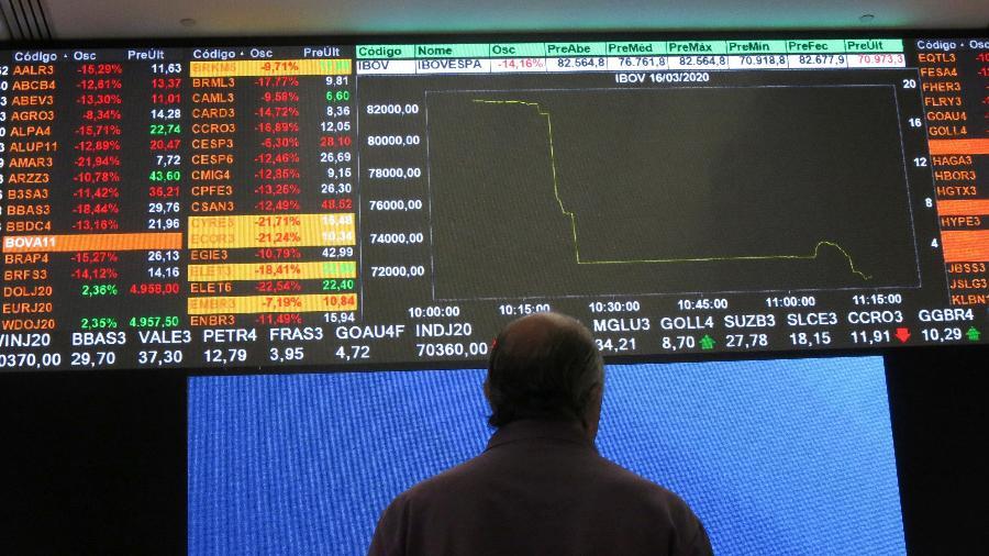 Dados da B3 indicam que um investidor pode ter lucrado R$ 18 milhões em operação investigada pela CVM - RAHEL PATRASSO