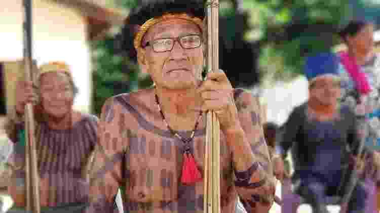 Api Suruí, índio já falecido - Rede de Apoio Mútuo Indígena do Sudeste do Pará - Rede de Apoio Mútuo Indígena do Sudeste do Pará