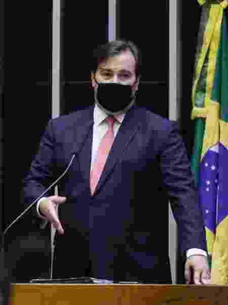 Rodrigo Maia, presidente da Câmara dos Deputados - Najara Araújo/Câmara dos Deputados