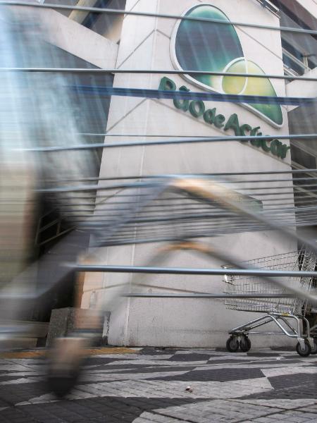 Supermercado Pão de Açúcar, em São Paulo: companhia caiu, mas é pegadinha de 1º de abril - Nacho Doce