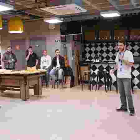 Reunião mensal da TecnoSpeed - Divulgação/TecnoSpeed - Divulgação/TecnoSpeed