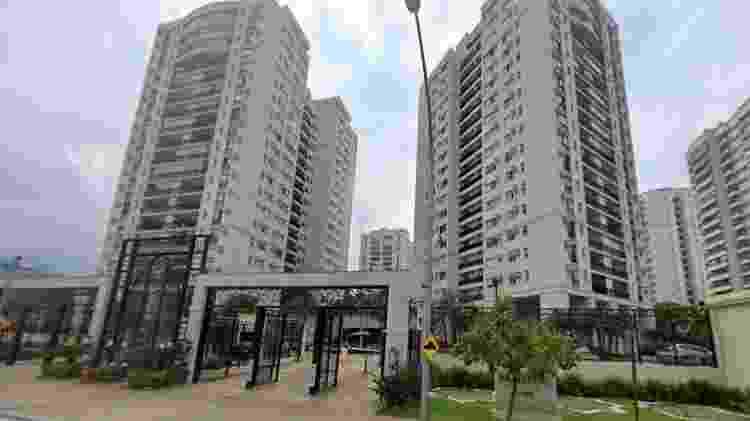 Henry Borel morava junto com a mãe e o padrasto no condomínio Majestic, na Barra da Tijuca - Reprodução/Google Maps - Reprodução/Google Maps