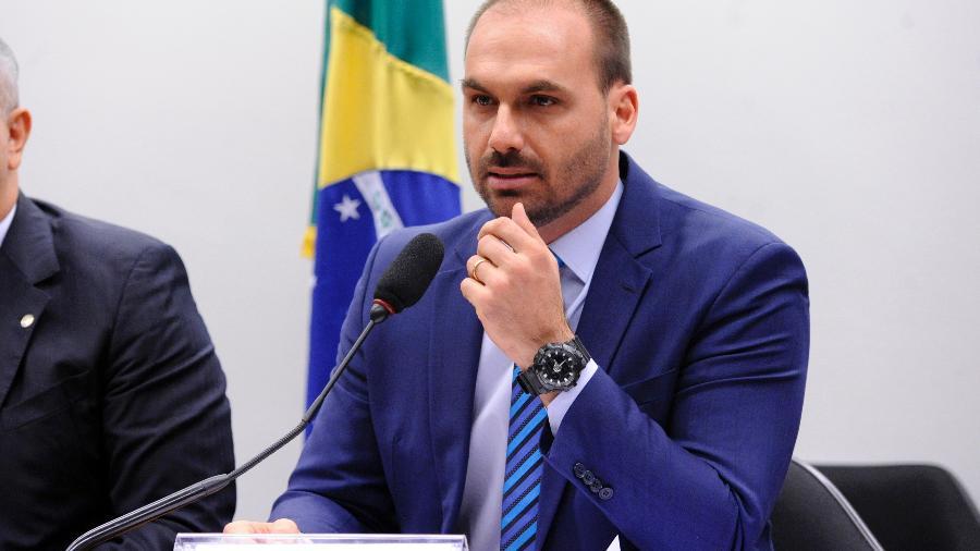 Deputadas criticaram falas machistas de Eduardo Bolsonaro e Éder Mauro na reunião da CCJ - Cleia Viana/Câmara dos Deputados