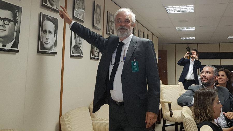 Ribamar Oliveira, repórter especial do Valor Econômico, morreu vítima da covid-19 - Wellton Máximo